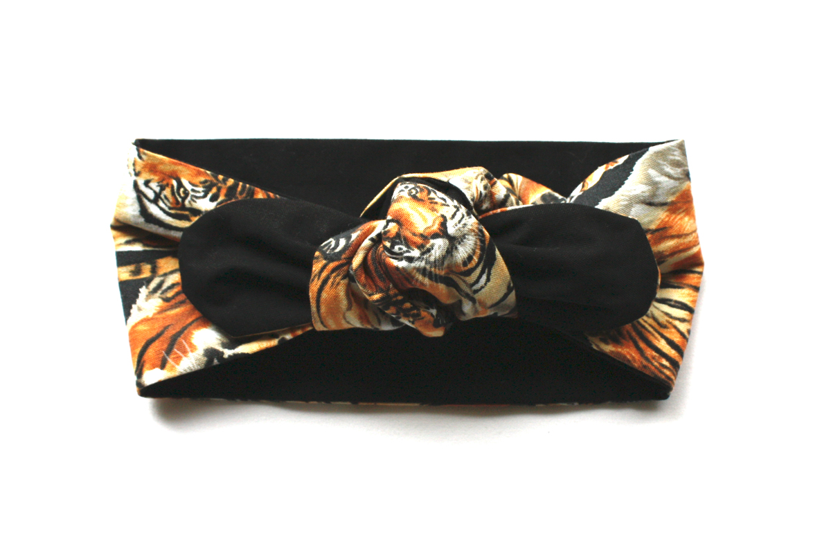 Tiny Tiger headband  £8 from Hola Tigre