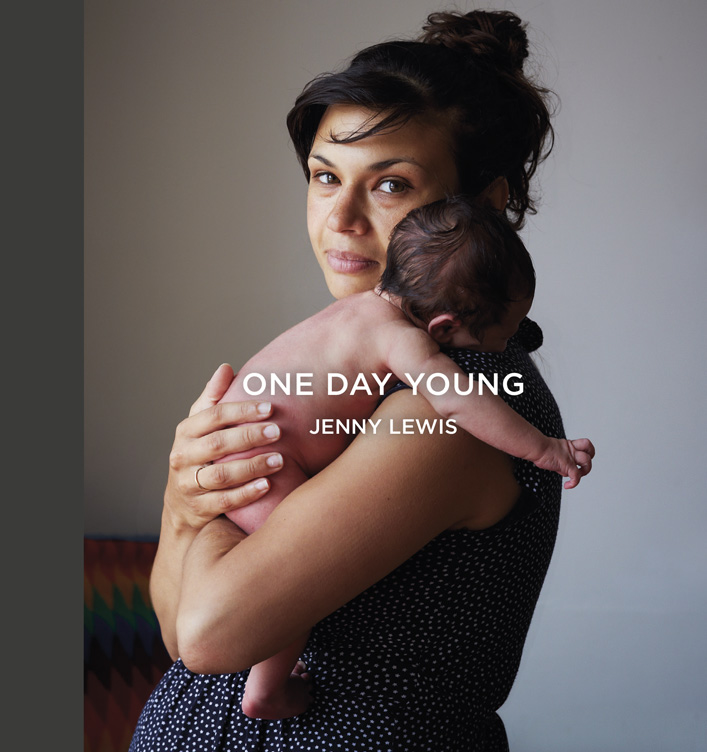 One Day Young, out now on Hoxton Mini Press.