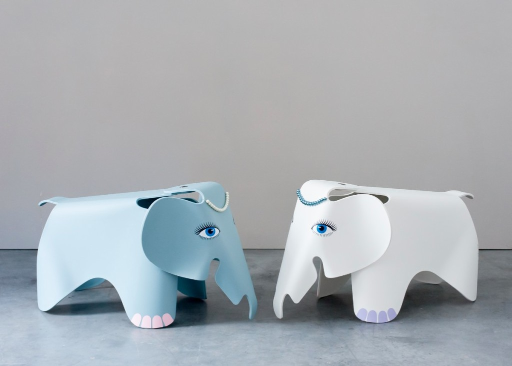 Vitra elephant auction