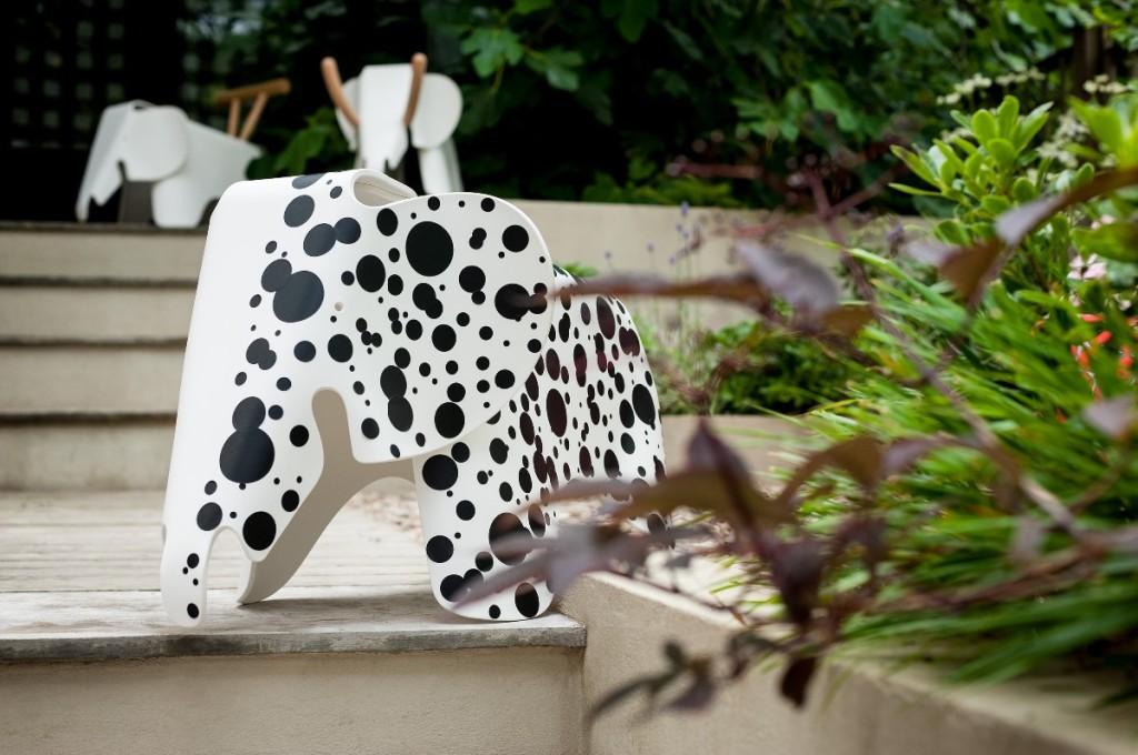Patternity elephant Melanie Hick
