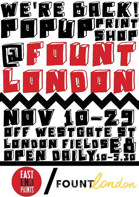 East End Prints Fount London