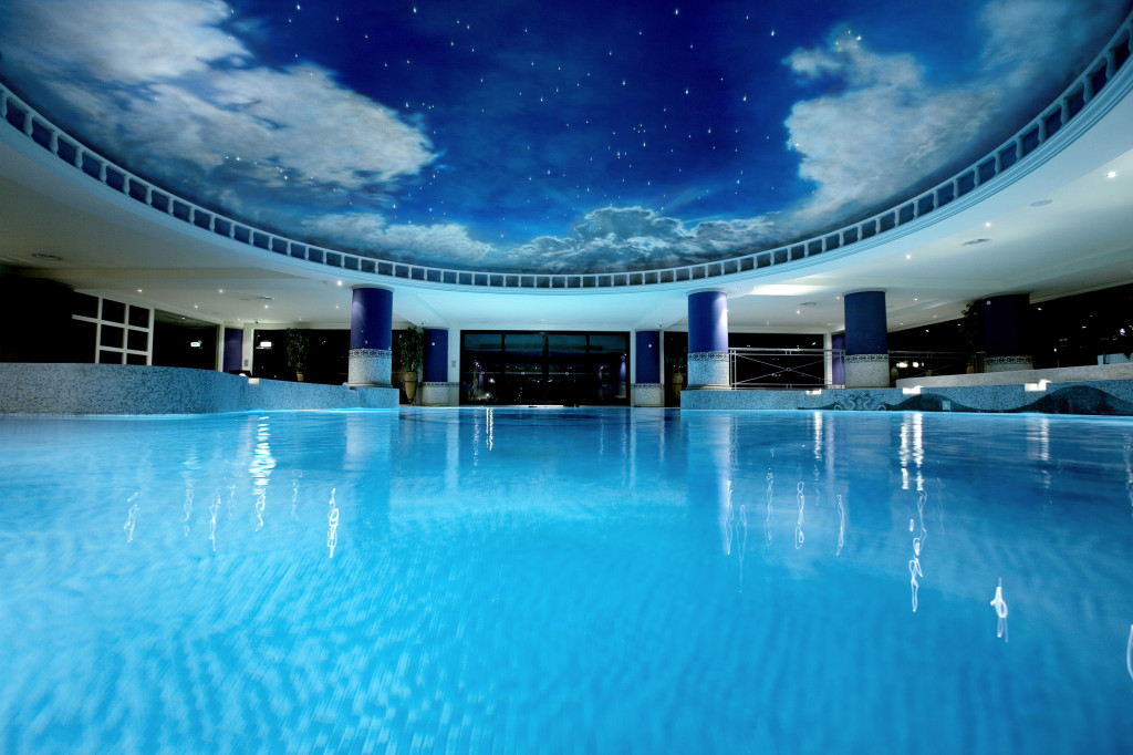 The Forum Pool Celtic Manor, Newport