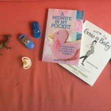 Book review: How to Grow a Baby and Push It Out and A Midwife In Your Pocket